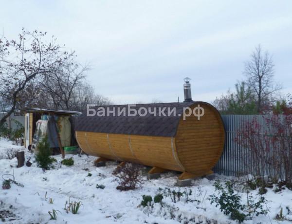 купить готовую баню под ключ недорого в калужской области