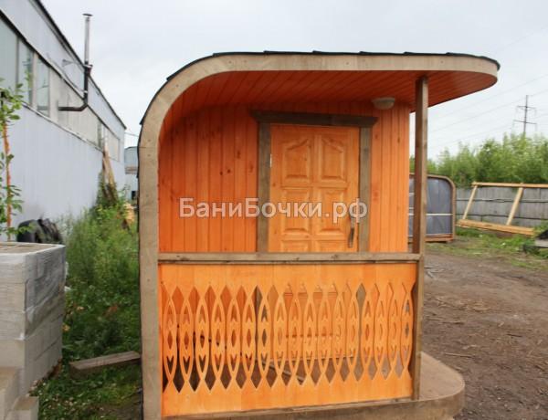 перевозная баня 7м
